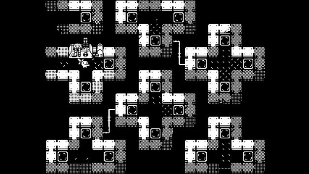 Minit makes you race against the clock to return a cursed sword