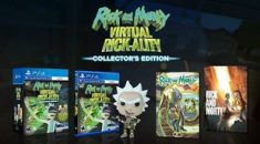 Rick and Morty: Virtual Rick-Ality physical release arrives on shelves
