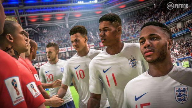 Federation Internationale de Football Association 18's Free World Cup Update Revealed