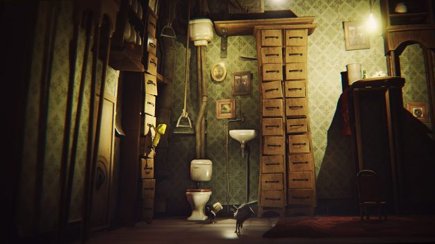 Escape the Maw with Little Nightmares on the Switch