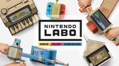 REVIEW / Nintendo Labo Variety Kit (NS)