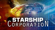 Starship Corporation hits Steam