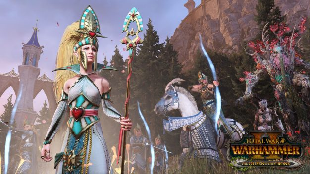 Play as Alarielle the Radiant in Total War: Warhammer II