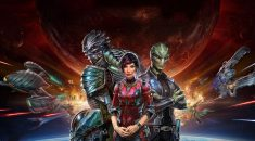 REVIEW / Manticore: Galaxy on Fire (Switch)