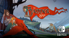 The Banner Saga unfurls on Nintendo Switch