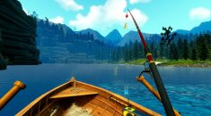 VR fishing game Catch & Release now available for HTC Vive and Oculus Rift