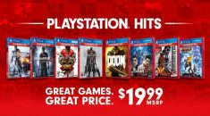 Sony announces PlayStation Hits: 15 great games at a great price