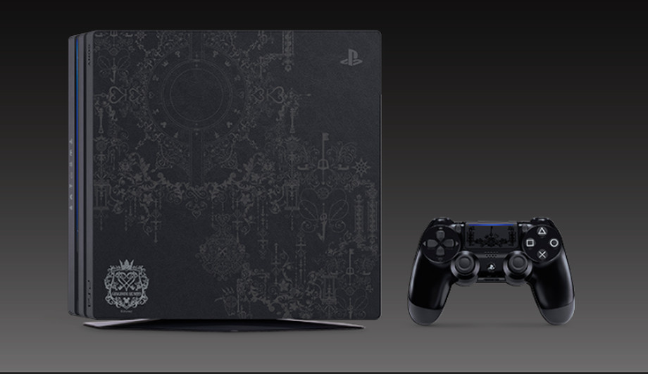 E3 2018 Kingdom Hearts Iii Ps4 Pro Coming That