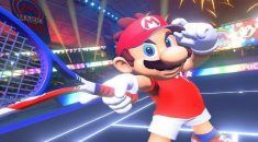Mario Tennis Aces first impressions