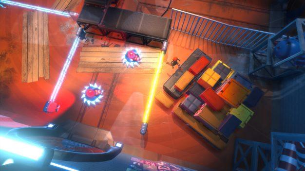 Subaeria (PS4)