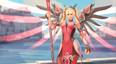Overwatch Pink Mercy Skin raises $12.7 million for breast cancer research