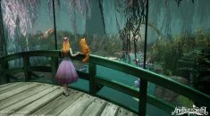 Take another peek into the story of a girl and her cat with Another Sight's new trailer