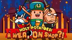 Holy Potatoes! A Weapon Shop?! is coming to PS4 and Nintendo Switch!