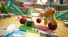 TVGB ViveStream gets a job with Shooty Fruity