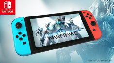 Warframe Switch release announced