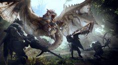 Monster Hunter: World for PC Arrives on Steam Aug. 9th!