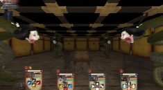 Haunted Dungeons: Hyakki Castle heads for console