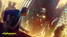 Get your first look at Cyberpunk 2077 gameplay
