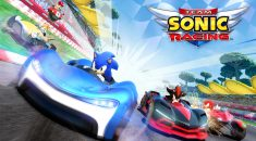 Kart-racing game Team Sonic Racing brings team mechanics to the franchise