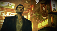 Yakuza 0 is out now on PC!