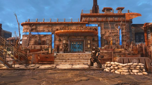 Fallout 4: Settlement Ambush Kit changes the game - That