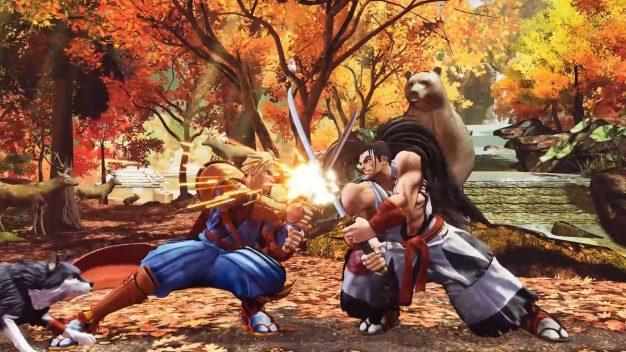 Samurai Shodown Clash