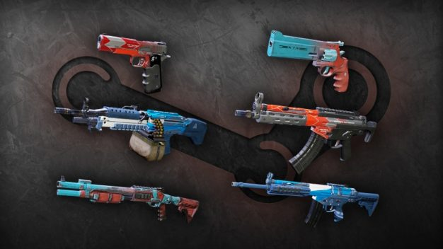 Dirty Bomb's First Trade-able Weapon Skins