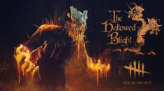 Hallowed Blight Live now in Dead By Daylight