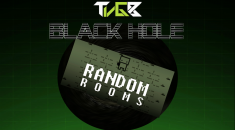 TVGB Black Hole gives thanks for Random Rooms