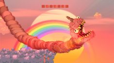 REVIEW / Nidhogg 2 (Switch)