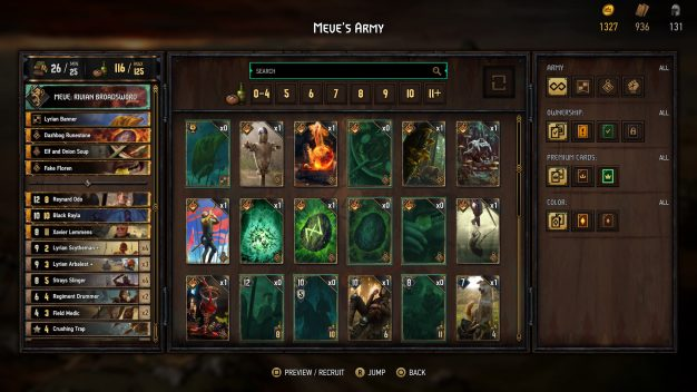 REVIEW / Thronebreaker: The Witcher Tales (PS4) - That VideoGame Blog