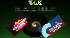 TVGB Black Hole celebrates New Year's Eve with Craken and Forgotten Gifts