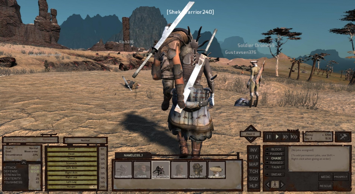 REVIEW / Kenshi (PC) - That VideoGame Blog