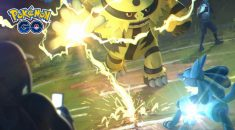 Trainer battles finally added to Pokemon Go