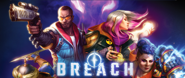 Breach full release set for later this year