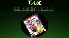 TVGB Black Hole flies the slimy skies with Mortimer and the Riddles of the Medallion