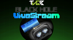 TVGB Black Hole and Vivestream join forces for Big Blue - Memory