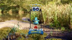 Totodile featured for Pokémon Go January Community Day