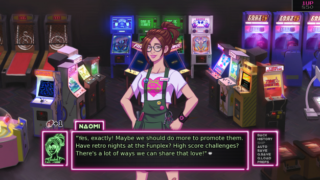 naomi arcade spirits