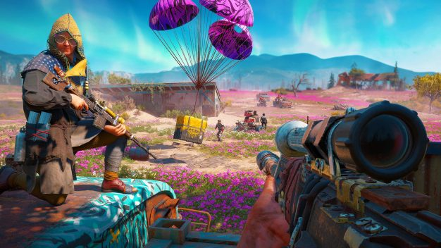 Far Cry New Dawn supply