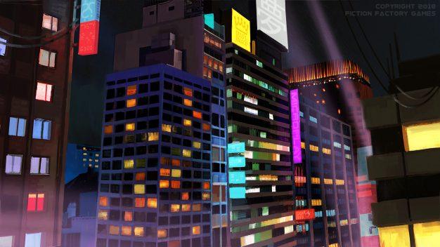 Arcade Spirits City