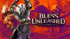 Trailer shows off new Priest Class in Bandai Namco's upcoming MMORPG, Bless Unleashed