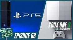 Pixel Street Podcast Episode 56- PlayStation 5, Xbox One SAD(E), and Smash Bros.