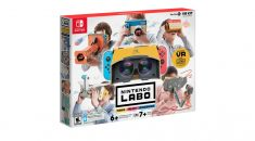 REVIEW / Nintendo Labo VR Expansion Set 1 (Switch)