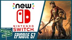 Pixel Street Podcast Episode 57- NEW Nintendo Switch, Best-Selling Games, and The Walking Dead