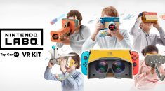 REVIEW / Nintendo Labo VR Starter Set (NS)