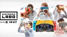 REVIEW / Nintendo Labo VR Starter Set (NS)