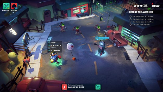 Second Hand Screenshot 1