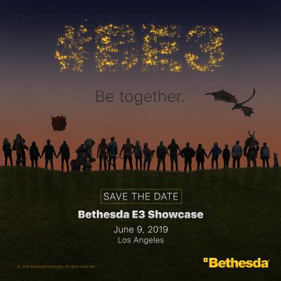 E3 2019: Bethesda Conference Liveblog