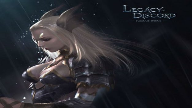 Ries joins Legacy of Discord - That VideoGame Blog